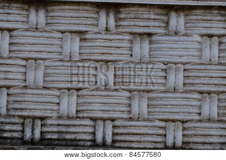 Old Grunge Ornamental Wall Background