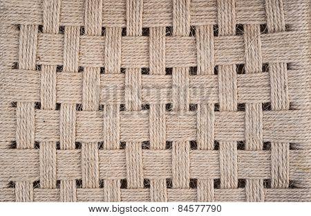 weave texture detail