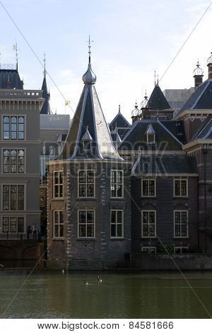 Tower Of The Prime Minister Of Holland