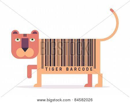 Tiger Barcode