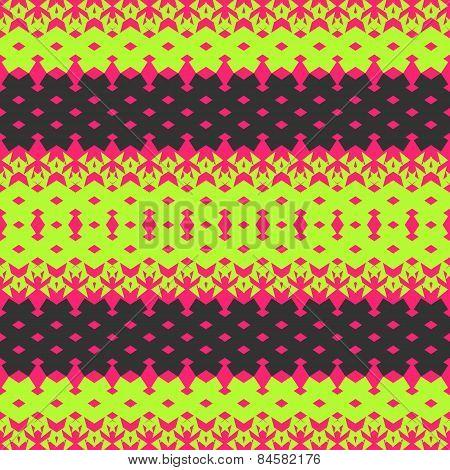 Fantasy bright pattern