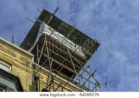 Roof Scaffolding