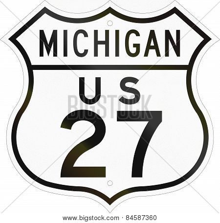 United States Highway Michigan