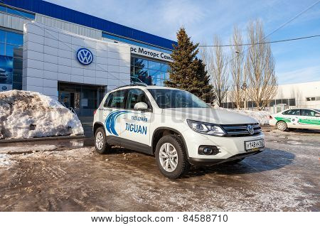 Official Dealer Volkswagen In Samara, Russia