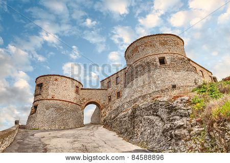 Fortress Of Torriana, Rimini, Italy