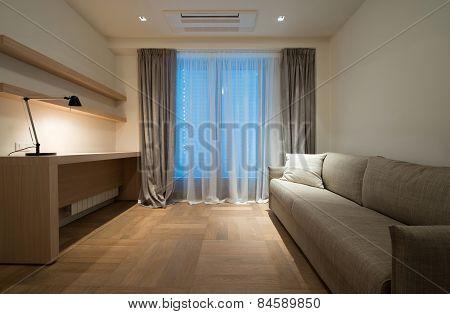Classic Apartment Interior