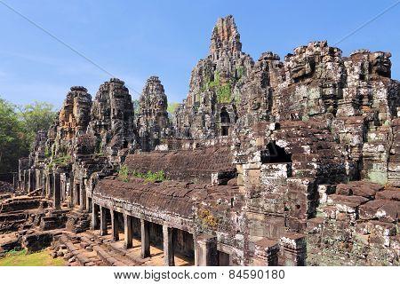 Cambodia Landmark