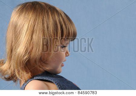 Little Girl Profile