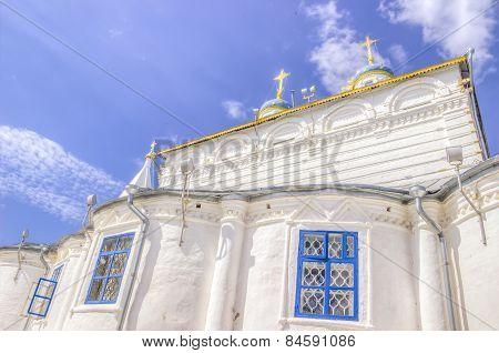 Russia Cheboksary Vvedensky Cathedral