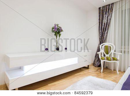 Classic Bedroom Interior