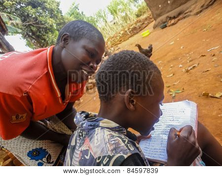 Kenya Children