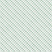 stock photo of marijuana leaf  - Green and White Marijuana Leaf and Dollar Symbol Pattern Repeat Background that is seamless and repeats - JPG