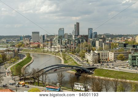 The Capital Of Lithuania