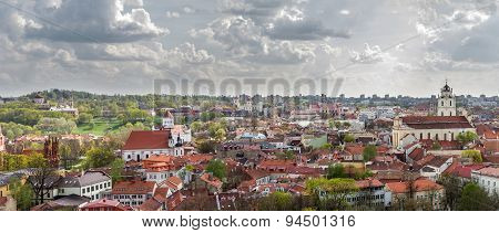 Old City Panorama