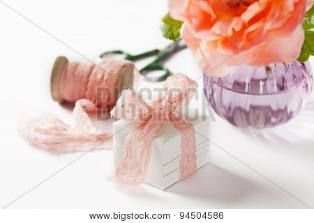 Romantic setup