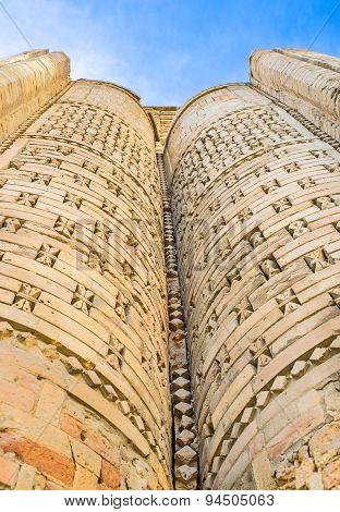 The Brick Columns