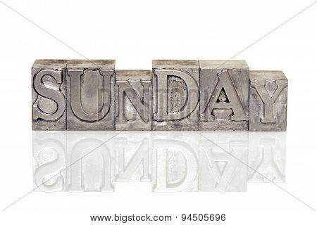Sunday Ref