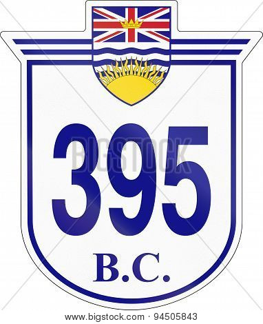 British Columbia Highway 395