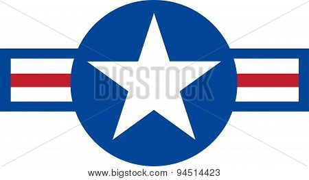US Airforce Logo Emblem