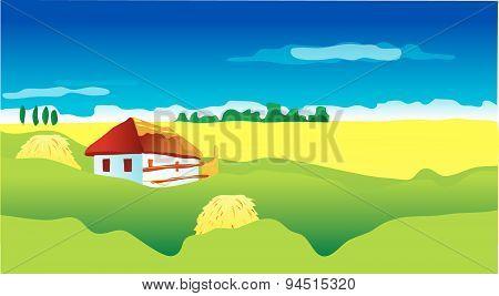 Ukranian landscape