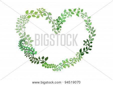 Heart_leaves_on_white.eps