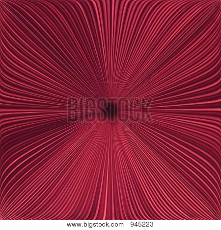 Crimson Cushion