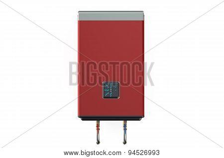 Red Water Boiler