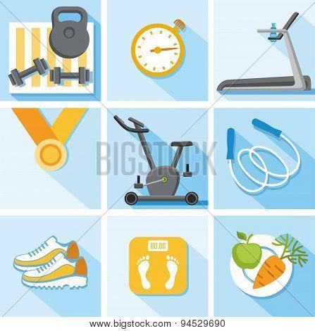 Fitness, Gym, Healthy Lifesty...