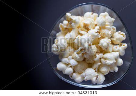 Sweet caramel popcorn