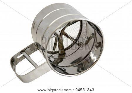 Metal Circle For Sifting Flour