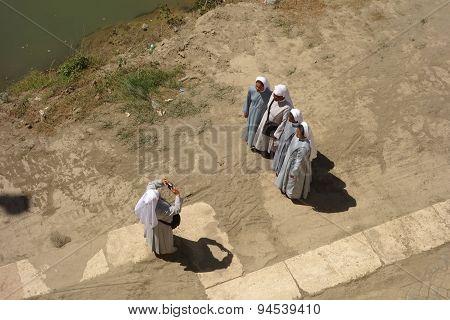 River Nuns