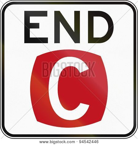 End Clearway In Australia
