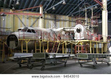 aircraft manufacturing 2