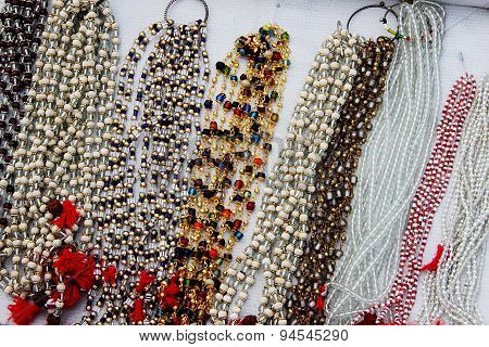 Beaded Necklaces Galore
