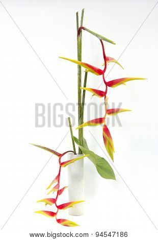 Ikebana Thai Flower Decoration