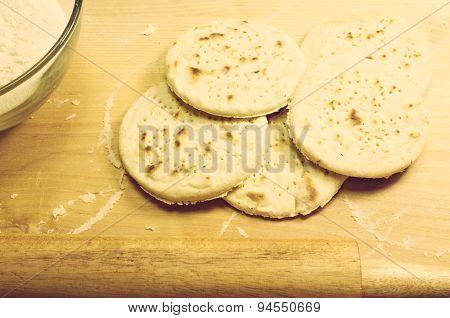 Matzah, Pita Bread
