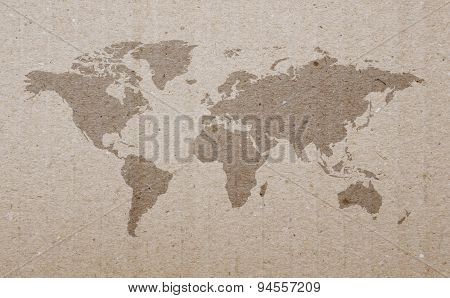 Carton map