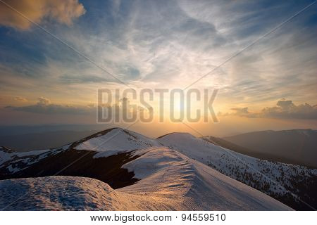 Carpathian Mountains
