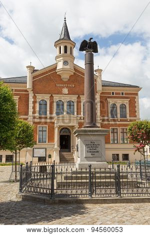 City Hall Liebenwalde
