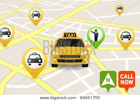 Taxi Service Apps