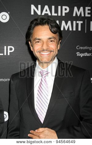 LOS ANGELES - JUN 27:  Eugenio Derbez at the NALIP 16th Annual Latino Media Awards at the W Hollywood on June 27, 2015 in Los Angeles, CA