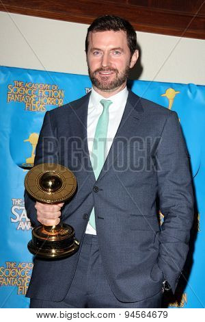 LOS ANGELES - JUN 25:  Richard Armitage at the 41st Annual Saturn Awards Press Room at the The Castaways on June 25, 2015 in Burbank, CA