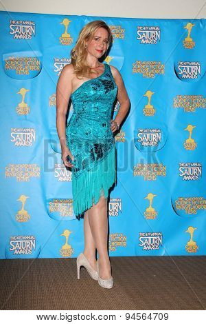 LOS ANGELES - JUN 25:  Chase Masterson at the 41st Annual Saturn Awards Press Room at the The Castaways on June 25, 2015 in Burbank, CA