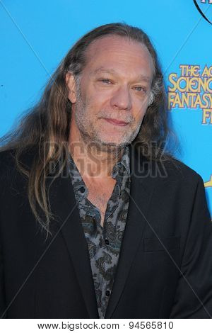 LOS ANGELES - JUN 25:  Gregory Nicotero at the 41st Annual Saturn Awards Arrivals at the The Castaways on June 25, 2015 in Burbank, CA