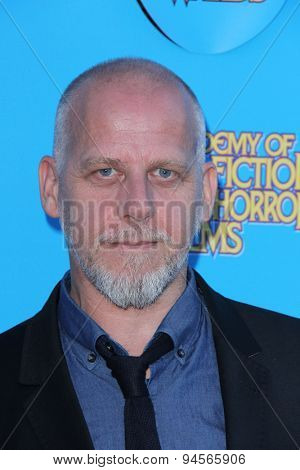 LOS ANGELES - JUN 25:  David White at the 41st Annual Saturn Awards Arrivals at the The Castaways on June 25, 2015 in Burbank, CA