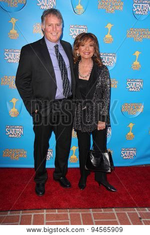 LOS ANGELES - JUN 25:  Dawn Wells at the 41st Annual Saturn Awards Arrivals at the The Castaways on June 25, 2015 in Burbank, CA