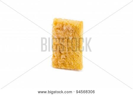 Crispy Bread With Sugar