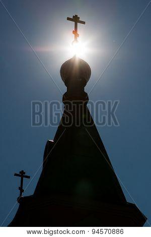 Church In Donetsk