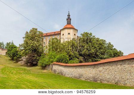 Old castle.