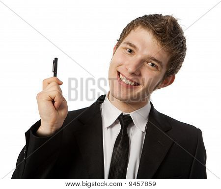 Man With A Pen